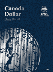 Canadian Dollar Vol. II 6x7.85 Canadian Dollar Vol. II, Whitman, 794824870