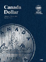 Canadian Dollar Vol. III 6x7.86 Canadian Dollar Vol. III, Whitman, 794824889