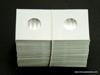 Guardhouse 2x2 Cent Staple Paper Coin Holders Cent