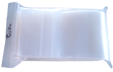 Zip Lock Bag - 4 Mil 4x6 Zip Lock Bag - 4 Mil, CS Express, RD68409