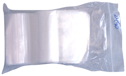 Zip Lock Bag - Write On 4x6 Zip Lock Bag - Write On, CS Express, RD68220