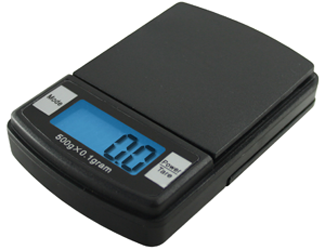 MS-600 Digital Pocket Scale