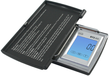 500 Gram Precision Scale Flip Open Cover