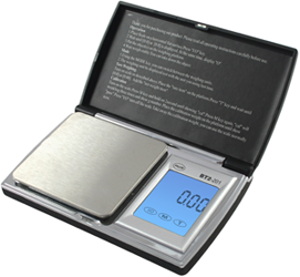 200 Gram Precision Scale Flip Open Cover