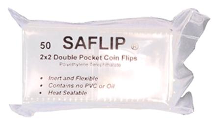 SAFLIP 2x2 Coin Flip