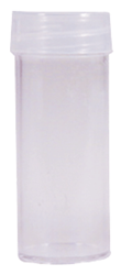 Whitman Quarter Round Coin Tube - 100 pack