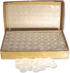 1/2 oz American Gold Eagle Air-Tite Direct Fit Coin Capsule - Bulk 250 Pack