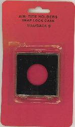Air-Tite Small Dollar 2 x 2 Snaplock Small Dollar Air Tite 2x2 Snap Lock, Air Tite, SLC1-SBA