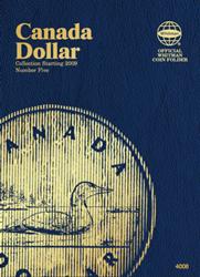 Canadian Dollar Vol. V Starting 2009