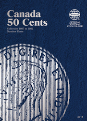 Canadian 50 Cents Vol. III 1937-1952