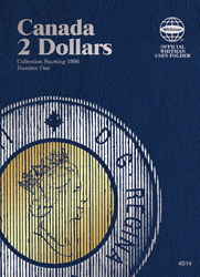 Canadian Two Dollars 1990 -