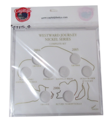 Westward Journey Nickels-White