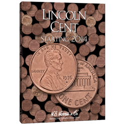 HE Harris Lincoln Folder 4 Covering  2014 to Date Lincoln Folder #4 2014-Date, 0794840027