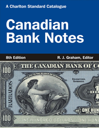 Canadian Bank Notes, 8th Edition Canadian, Bank Notes, 8th Edition, 9780889683631