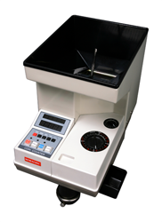 Semacon S-140 Electric Coin Counter - Large Hopper Semacon S-140 ,Electric, Coin Counter , Large Hopper, S-140