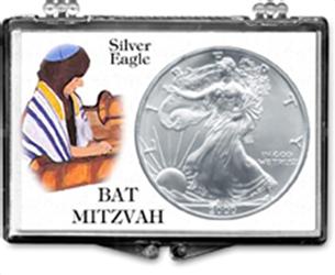 Bar Mitzvah- American Silver Eagle Bat Mitzvah- American Silver Eagle, SN218