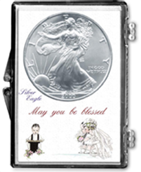 Wedding Couple- American Silver Eagle Wedding Couple- American Silver Eagle, SN223