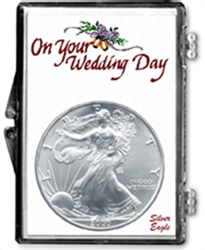 Wedding Day- American Silver Eagle Wedding Day- American Silver Eagle, SN224