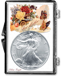 American Silver Eagle For Mother American Silver Eagle For Mother, SN248