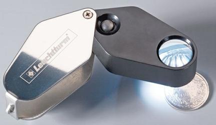 Pocket Magnifier with LED Pocket Magnifier with LED, LU24LED