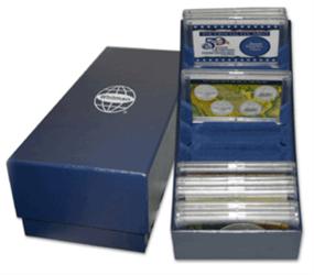 2x3 Frosty Case Storage Box 2x3 ,Frosty Case, Storage Box, 0794821766