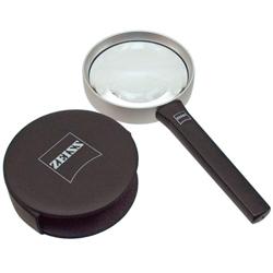 Zeiss 3x  VisuLook Classic Aspheric Hand Magnifier