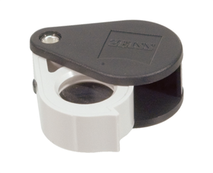 Zeiss Aplanatic-Achromatic Pocket Loupe: 40D (10x) Zeiss Aplanatic-Achromatic Pocket Loupe, Z00006