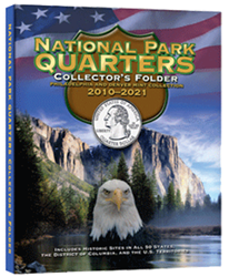 National Park Quarters 4 Panel Cushioned Folder National Park Quarters 4 Panel Cushioned Folder, 28787
