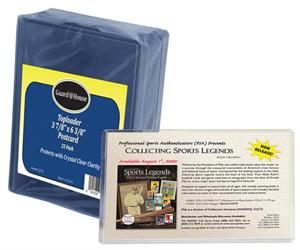 Postcard Toploader - 3 7/8x6 3/8 postcard toploader, postcard sleeve, postcard toploader sleeve, postcard storage,