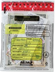 """Tamper Evident """"Deal"""" Bag- Clear Tamper Evident """"Deal"""" Bag- Clear, 2362011N20"""