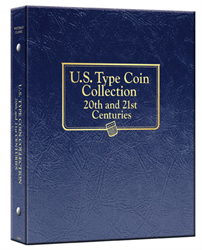 Whitman U.S. Type Coin Collection - 20th and 21st Centuries