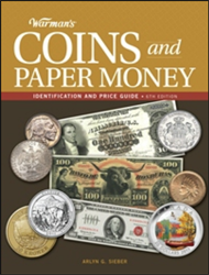 Warmans Coins and Paper Money, 6th Ed. Warmans Coins and Paper Money, 6th Ed., T3605