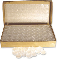 1/4 oz American Gold Eagle Air-Tite Direct Fit Coin Capsule - Bulk 250 Pack Air Tite ,22mm, Direct Fit Bulk, A22 Bulk