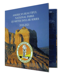 Lighthouse National Park Quarter Folder Lighthouse, National Park Quarter, Folder, NPQCOL