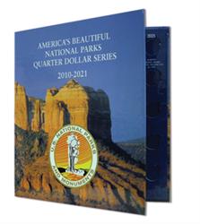 Lighthouse National Park Quarter Folder Lighthouse, National Park Quarter, Folder, NPQCOL