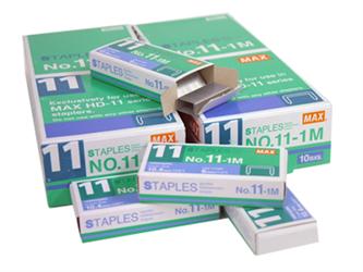 #11 Mini Staples 1000 #11, Mini Staples, 1000, 11-1M