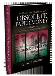 Obsolete Paper Money Volume 5 Obsolete Paper Money, Volume 5, 0794843263