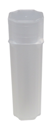 Guardhouse Half Dollar Coin Tubes - 100 Pack