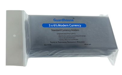 Guardhouse Standard Currency Sleeves