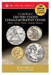 Guide Book of United States Commemorative Coins, 2nd edition