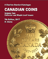 2017 Canadian Coins, Vol 2 Collector & Maple Leafs, 7th Edition