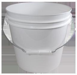 2 Gallon Ropak Shipping Bucket