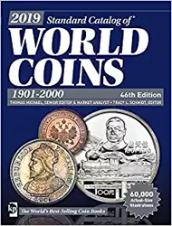 2019 Standard Catalog of World Coins 1901-2000 46th Edition