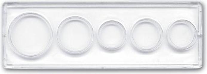 Edgar Marcus 2x6 Snap-Tite Cent to Half Dollar - 25 per box