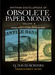 Obsolete Paper Money Volume 8