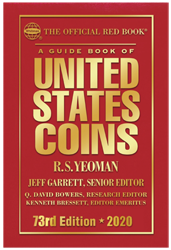 2020 Red Book Price Guide of United States Coins, Hardbound