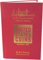 Special Edition 2002 Red Book of US Coins, 55th Edition