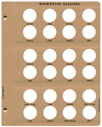 Washington Quarters with proof Replacement Page 4