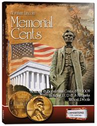 Cornerstone Lincoln Memorial Cents 1959 - 2009
