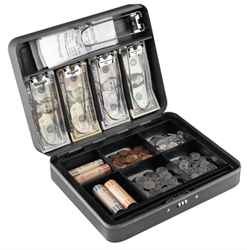 Anti-Theft Security Combination Lock Cash Box